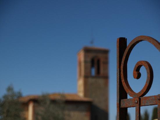 Agriturismo Sant'Anna in Camprena: ingresso