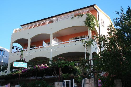 科馬其旅館照片