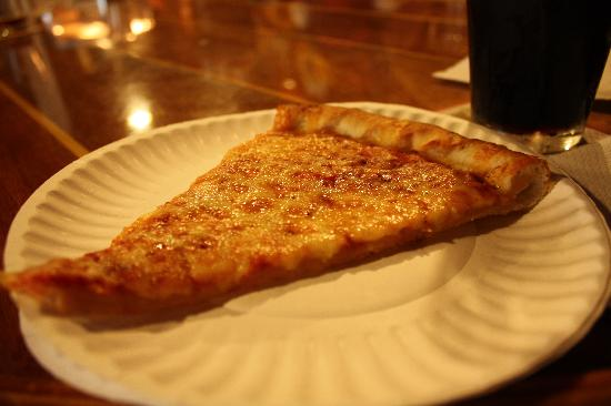 Cape Ann Brewing Company & Brewpub: Sebastian's pizza. So sweet and delicious!