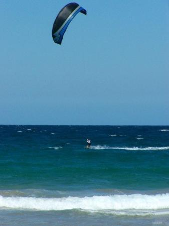 Manly Beach: kire surfer