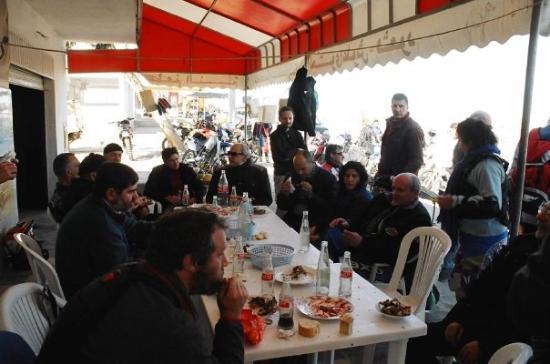 Ben Gardan, Tunisia: KAIROUAN - BEN GUARDANE   Lunedì 20 DIC 2004    Tempo bello, non fa freddo, partiamo alle 8,3