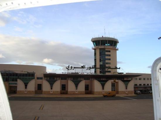 Nador Flughafen