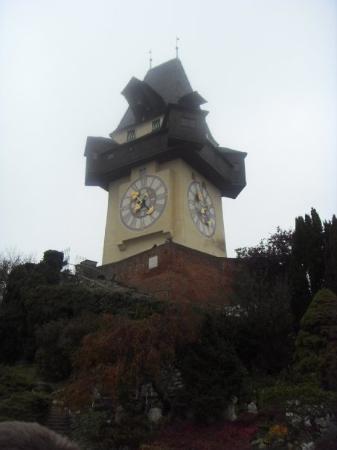 Uhrturm Foto