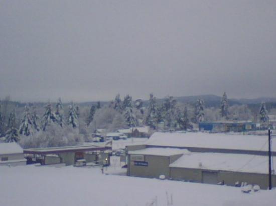 อาร์ลิงตัน, วอชิงตัน: View of Arlington in winter (2009).