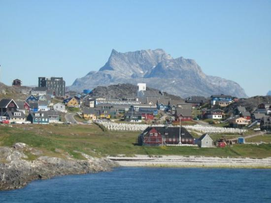 Nuuk, Grönland: Grönland
