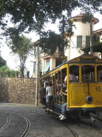 Santa Teresa Tram