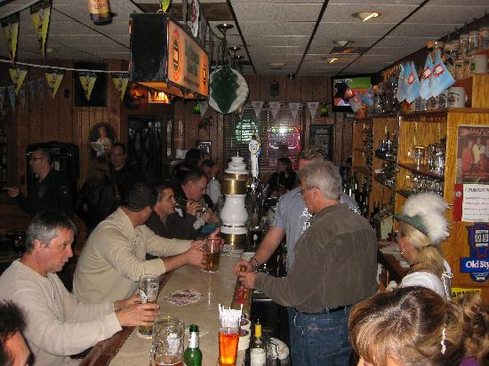 Mirabell Restaurant: The Bar