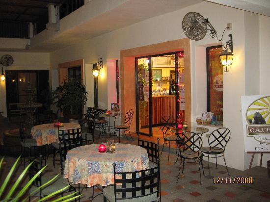 Cafe Cabo : Plaza Cota