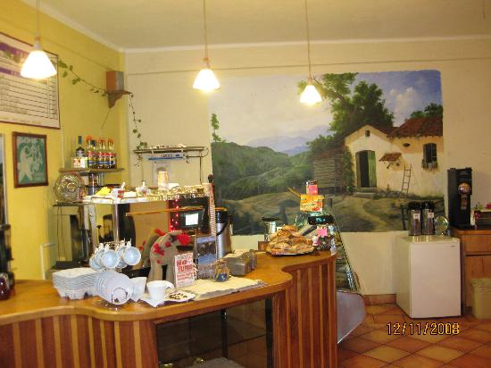 Cafe Cabo : Inside our Coffee Shop