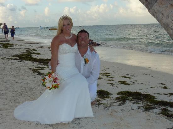 Dreams Palm Beach Punta Cana Another Wedding Shot