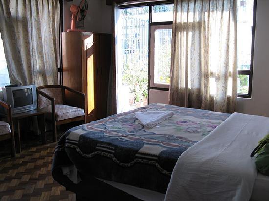Hotel Karma : the room on 4th floor
