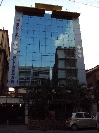 Hotel Gulshan International: FRONT ELEVATION