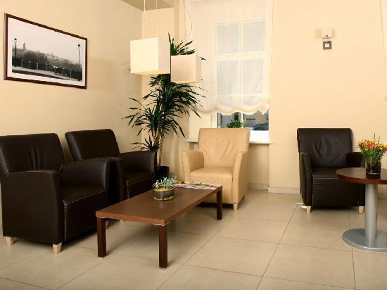 Algirdas City Hotels: Lobby