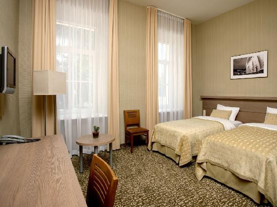 Algirdas City Hotels: Superior room