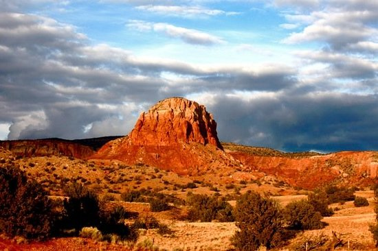 Abiquiu, Nowy Meksyk: Ghost Ranch area