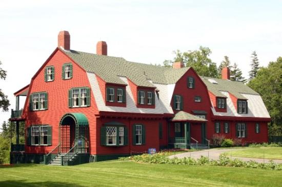 Fdr Summer Cottage Campobello Island New Brunswick
