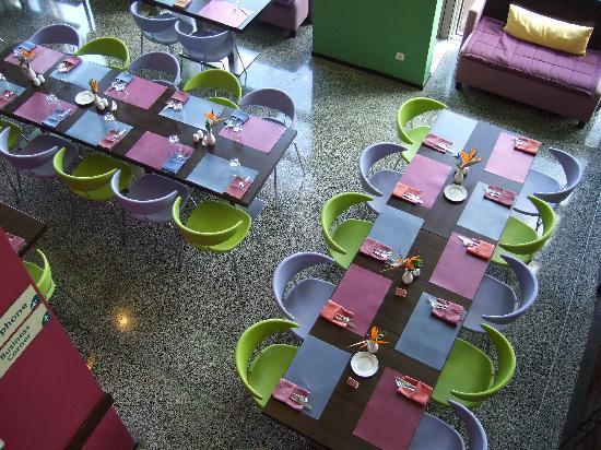 Ibis Casa Sidi Maarouf: Frühstücksraum