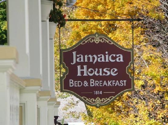 Jamaica House Bed & Breakfast : Das Jamaica House in Jamaica, Vermont