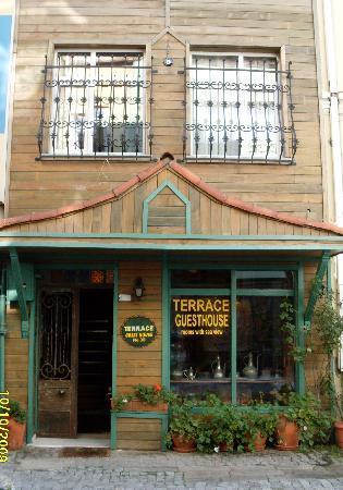 Terrace Guesthouse: Klein, aber fein!
