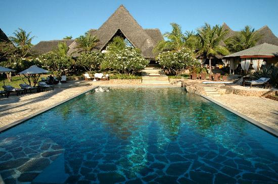 Lion in the Sun Resort: Swimming Pool