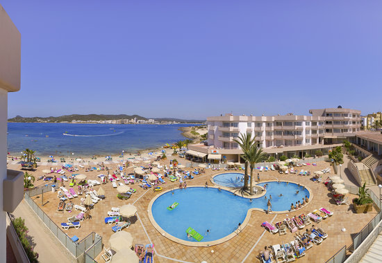 San Antonio Bay, Spain: PLAYA BELLA APARTMENTS
