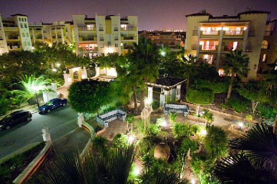 Ona Aldea del Mar: view from 3rd floor balcony