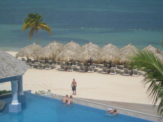 Iberostar Grand Hotel Rose Hall: view from my balacony