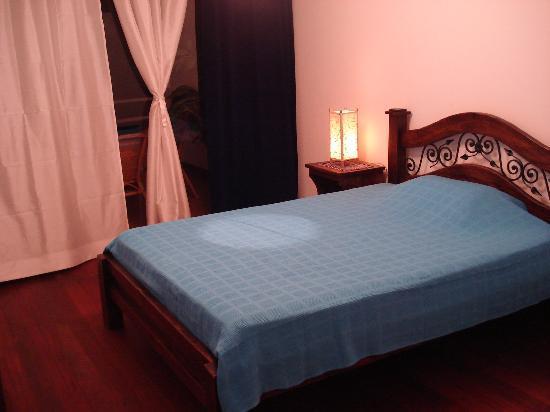 Jardin Azul : mi habitacion
