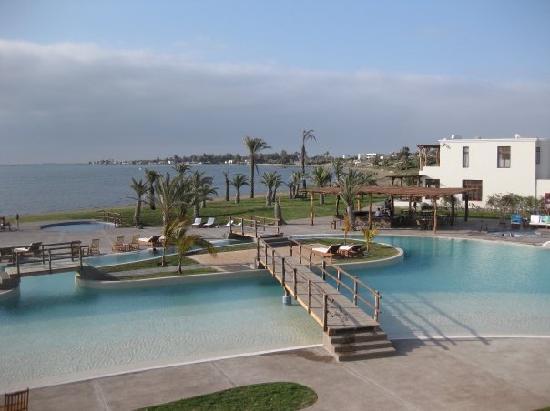 La Hacienda Bahía Paracas: Pool