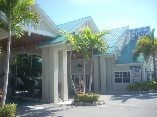 Days Inn and Suites Key Islamorada: Entrance