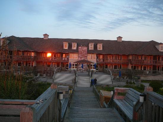 Sanderling Resort: Sonnenaufgang