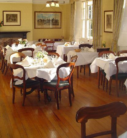 Rathnew, Ireland: Hunter's Hotel Dining Room