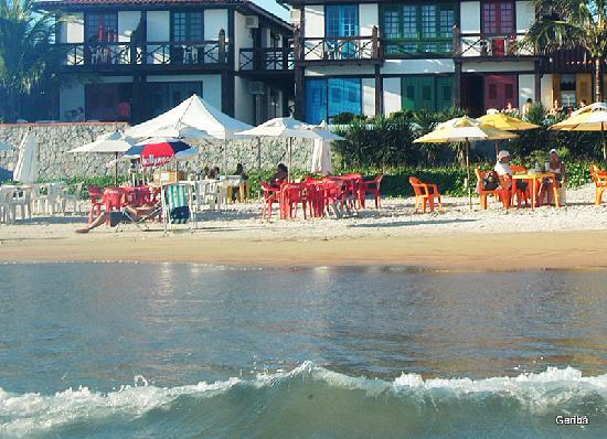 Geriba Beach: pousada