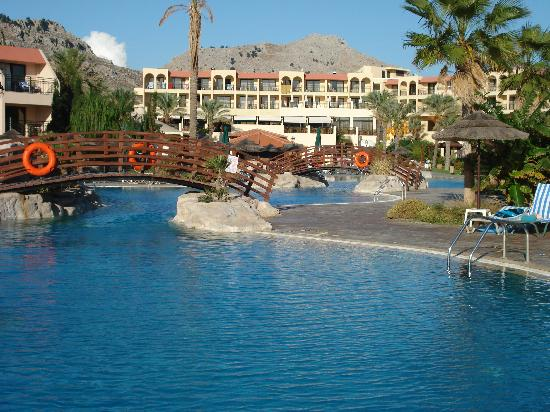 Hotel + main pool