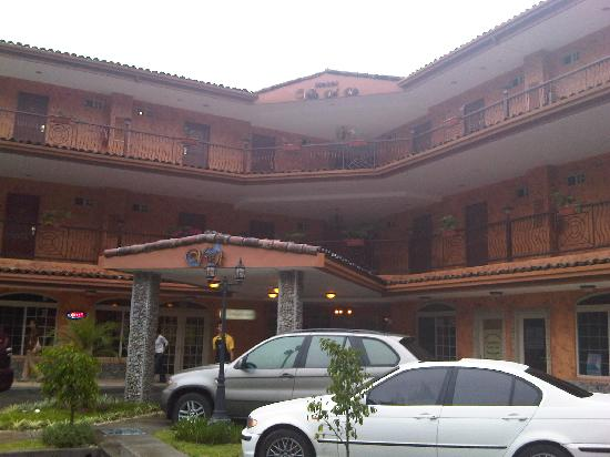 Hotel Valle del Rio: Vista del Hotel