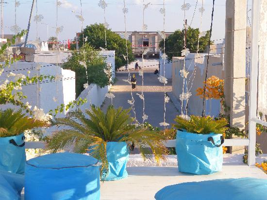 Erriadh, Tunus: roof