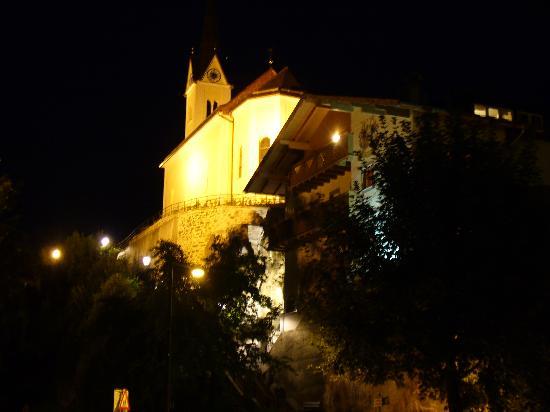 Hotel Sonnblick: Night in Kaprun
