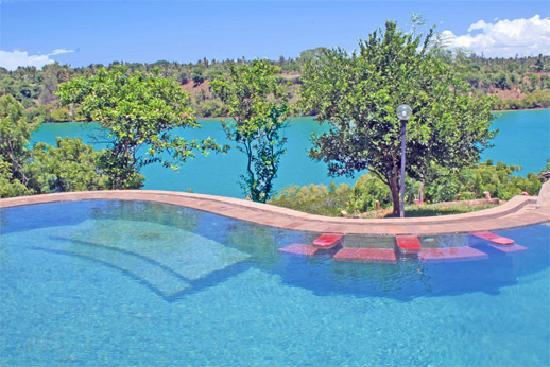 Villa Annchen: Stunning view of Indian Ocean inlet Mtwapa Creek