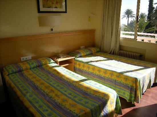 Hotel Best Siroco: BEDROOM 2