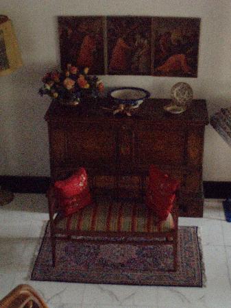 Villa Ulivi Dimora Storica: meubles