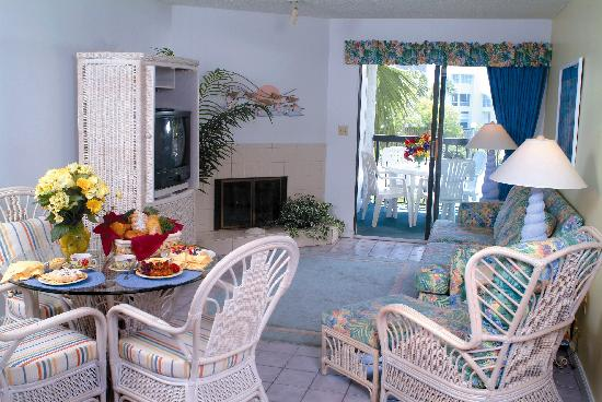 Sea Mark Tower at The Caravelle Resort offers spacious three bedroom condominiums located just o