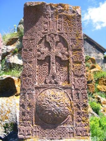 Sevan, Armenië: KHATCHAR