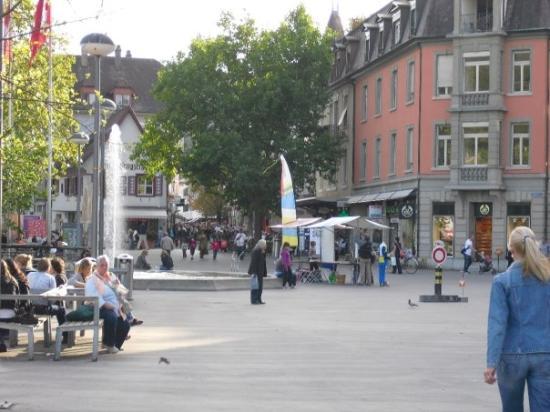 Centro de Baden
