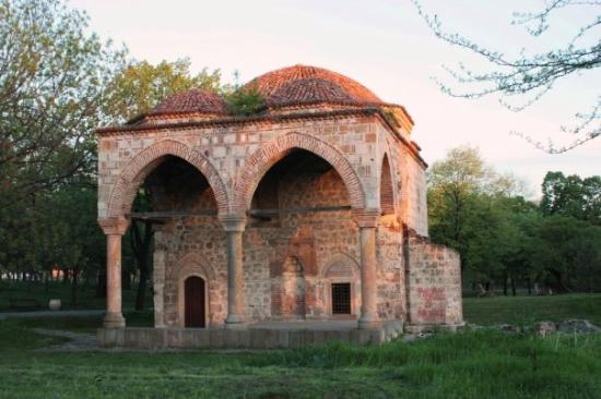 Nis, Serbia: Mosque in the fortress