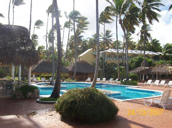 Hotel Cortecito Inn Bavaro : Piscinas del hotel