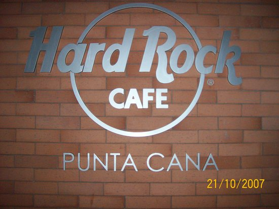 Hard Rock Cafe Punta Cana: Hard Rock Cafe