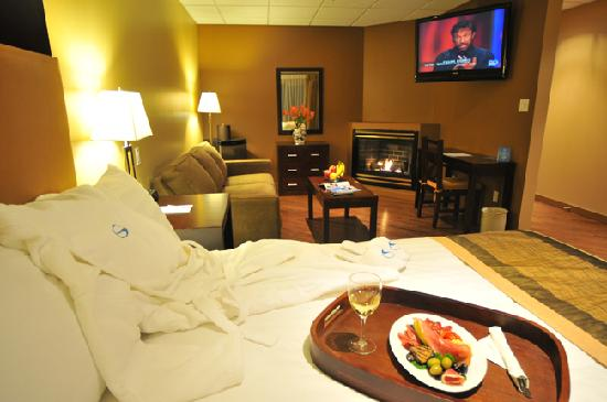 SKKY Hotel: Executive Suite