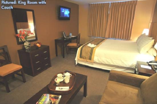 SKKY Hotel: Fantasy King Room