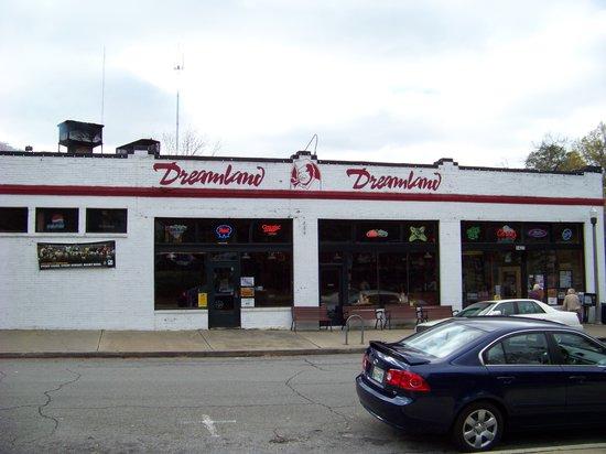 Dreamland Bar B Que Birmingham Menu Prices