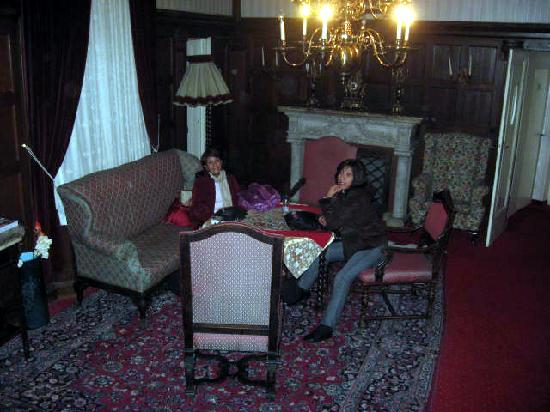 Hotel Pension Franz: Lounge